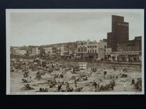 Kent MARGATE Marine SABLES - ANCIENNE CARTE POSTALE by A. H. & S.lp212