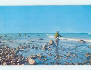 Pre-1980 SHORELINE Long Island - Montauk New York NY hp5690