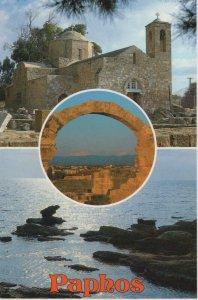 Cyprus Postcard - Views of Paphos   RR9525