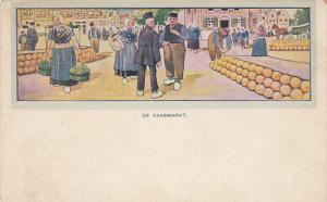 Netherlands De Kaasmarkt