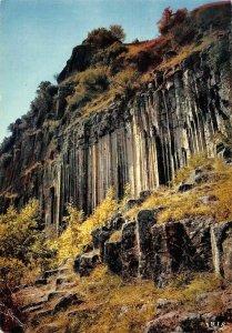 France Environs du Puy en Velay Les Orgues d'Espaly Postcard
