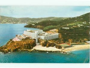 Frenchmans Reef Holiday Inn Beach Resort Virgin Islands   Postcard # 7139