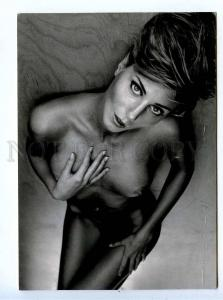 196022 Nude girl Old photo Frank Wartenberg postcard