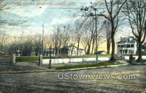 Park Square, Belvedere Lowell MA 1914