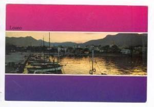 Riviera Ligure Loano, Italy, PU 1982 Harbor view