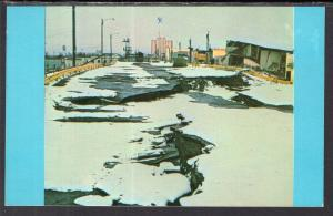 Great Alaskan Earthquake Good Friday 1964