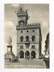 RP  Repubblica di S. Marino - Palazzo del Governo, 1950s