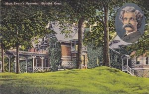 Mark Twains Memorial Hartford Connecticut 1942