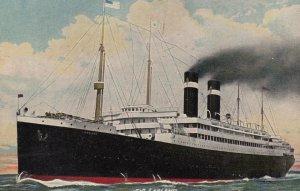 Ocean Liner S.S. LAPLAND  , 1922