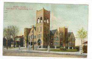 Baptist Church, East Main Street, Spartanburg, South Carolina, 00-10s