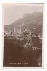 RP  Monaco - Le Palais du Prince, Et La Tete de Chein, 00-10s