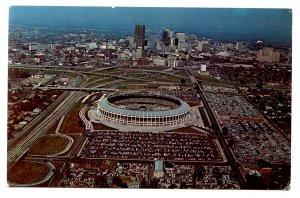 GA - Atlanta. Atlanta Stadium