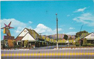 Utah Salt Lake City Lunt Motel 1969