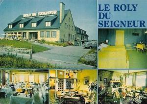 Belgium Le Roly du Seigneur, Hotel Restaurant Maissin
