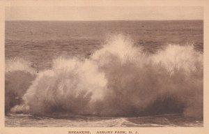 ASBURY PARK, New Jersey, 1900-1910s; Breakers