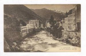 Le Gave, Vue Sur Le Cabaliros, Cauterets (Hautes-Pyrénées), France, 1900-1910s