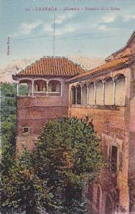 GRANADA, Alhambra, Peinador de la Reina, Andalucia, Spain, 00-10s