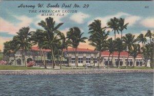 Florida Miami American Legion Harvey W Seeds Post No 29 1956 sk0973a