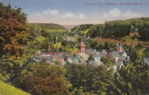 Luxembourg - Pfaffental et vallee d'Eich , 00-10s