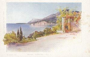 MENTON , France , 000-10s : La Baie , Est.