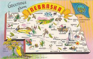 Nebraska Greetings From Nebraska