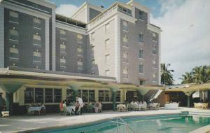 The Colony Hotel Sun & Bath Club, Swimming Pool, Palm Beach, Florida, 1940-1960s