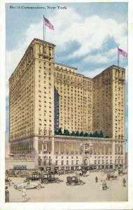 USA - Hotel Commodore New York 01.99
