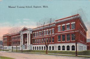 Manual Training School, SAGINAW, Michigan, 00-10s