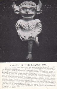 Legend Of The Lincoln Imp