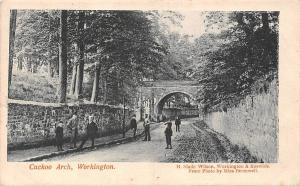 Cuckoo Arch, Workington 1906