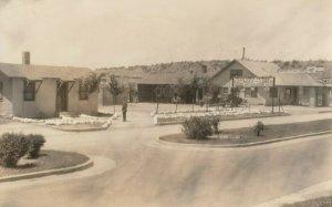 RP: WALSENBURG , Colorado , 1930 ; Norton's Cottage Camp
