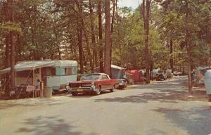 Corbin Kentucky Cumberland Falls State Park Antique Postcard K85680