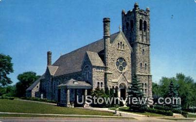 St Mary's Church Middlebury VT Unused