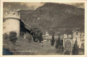 Switzerland Bellinzona Interno del Castello di Svitto 02.07