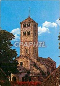 Postcard Modern Chapaize (S & L) The Church