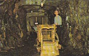 Model Mine , Sudbury, Ontario , Canada , 40-60s