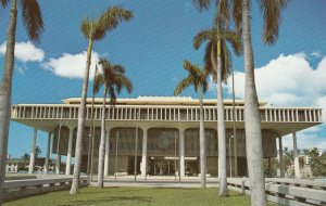 HONOLULU , Hawaii , 1960s ; Hawaii State Capitol Building