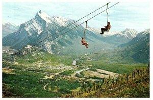 Lot 5 Banff National Park Canada Postcard