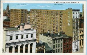 NY - Albany, The Wellington Hotel