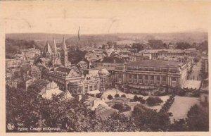 Belgium Spa Eglise Casino et Kursaal 1949