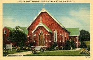 NC - Boone. St Luke's Episcopal Church