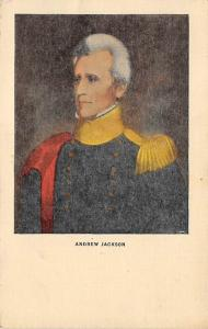 Andrew Jackson Unused