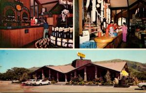 California Hollister Casa de Fruta Wine Cheese and Fruit Tasting Room
