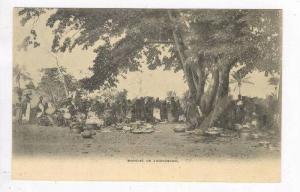 Marche de Zagnanado, Dahomey, Pre-1905
