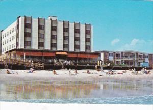Maryland Ocean City Beach Plaza Hotel & Bo Con Apartments