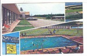 Bay Vista Motor Inn, BREADALBANE , P.E.I. , Canada , 1987