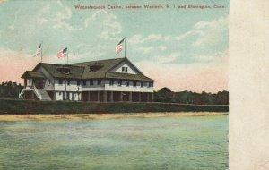 STONINGTON , Connecticut, 1907 ; Wequetequock Casino