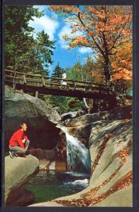 The Basin,Franconia Notch,White Mountains,NH