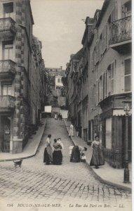 BOULOGNE-SUR-MER, , France, 00-10s ; La Rue du Fort en Bois