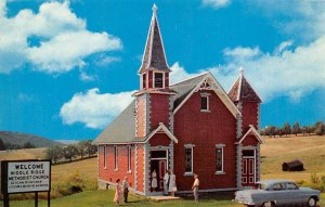 Middle Ridge Methodist Church Wellsboro Pennsylvania, PA
